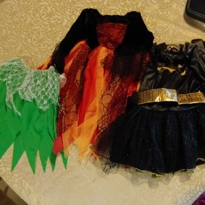 Dress up clothes size small